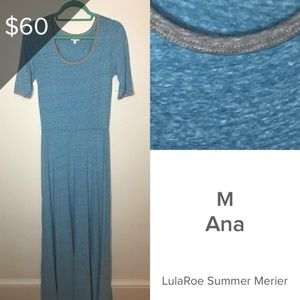 Dresses & Skirts - Lularoe Ana dress